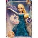 Kostým snehová kráľovna Elsa - Frozen