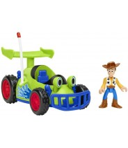 Toy Story 4 - Woody a vozidlo