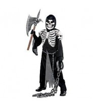 Halloween kostým Smrtka