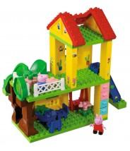 Peppa Pig domček na hranie...