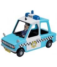 Poštár Pat policajné auto s...