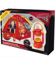 CARS 3 hrací stan s lampičkou