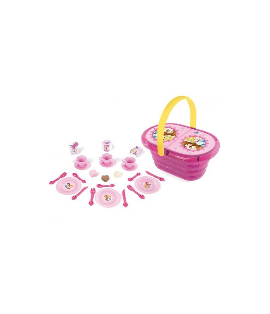 Drevený kočík Walky princess ružový